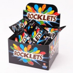 CHOCOLATE ROCKLETS X 24U