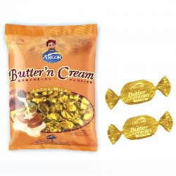 CARAMELO DURO BUTTER CREAM...